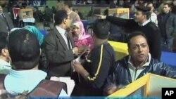 اعلان نتایج انتخابات پارلمانی مصر