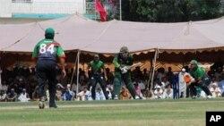 کرکٹ:پاکستان 'اے'ٹیم کی افغانستان کے خلاف پانچ وکٹوں سے فتح