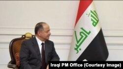 Le Premier ministre irakien Adel Abdel Mahdi reçoit le dirigeant kurde Barzani