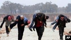 60 οι νεκροί στην Χομς της Συρίας
