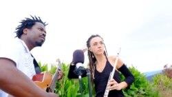 Moçambicano Cândido Xerinda quer ver a sua música no mapa