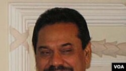 Presiden Sri Lanka Mahinda Rajapaksa telah menolak seruan agar PBB menyelidiki dugaan pelanggaran HAM