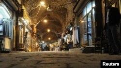 η παλιά πόλη στο Χαλέπι