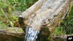 세계 '물 주간' 회의' 깨끗한 물 중요성 강조
