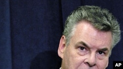 U.S. Republican Congressman Peter King (2006 file photo)