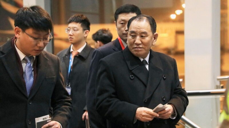 کاربەدەستێکی باڵای کۆریای باکور بەرەو ئەمەریکا بەڕێدەکەوێت