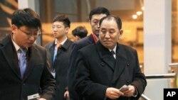 Ким Ён Чоль, вице-председатель центрального комитета Трудовой партии Кореи и советник северокорейского лидера