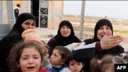 Sirijske snage vrše napade na grad Daraa
