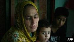 카슈미르 인도 귀향민들, 정착 어려움
