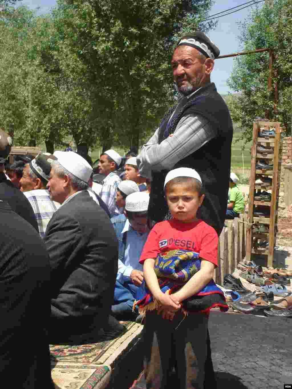 Kyrgyzstan Eid