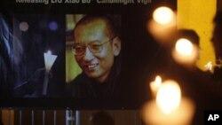 2010年諾貝爾和平獎得主劉曉波