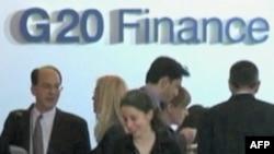 Các bộ trưởng tài chính khối G-20 cân nhắc giải pháp giảm nợ châu Âu