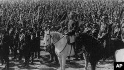 1917年的俄罗斯军队