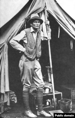 Hiram Bingham in 1912