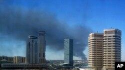 Tripoli, 2011-yilning oktabr oyi