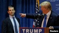 El presidente Donald Trump y la Casa Blanca han desestimado la reunión de Trump Jr. con la abogada rusa.