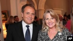 Virginia eski valisi Bob McDonnell ve eşi Maureen McDonnell