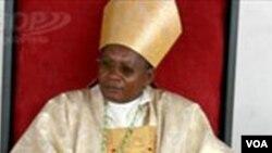 Bispo da diocese de Ondjiva, dom Pio Hipunhaty