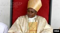 Bispo da diocese de Ondjiva, dom Pio Hipuniaty