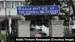 ethiopian federal high court