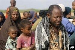 Des réfugiés somaliens dans un camp du Nord du Kenya (Archives)