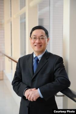 資料照:上海復旦大學國際問題研究院教授沈丁立 (照片提供:沈丁立)