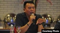 Wakil Ketua Komisi I DPR-RI Tubagus Hasanuddin.