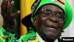 Presiden Robert Mugabe dinilai gagal dalam memperbaiki sistem layanan kesehatan Zimbabwe yang buruk (foto: dok).