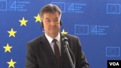 ARHIVA - Miroslav Lajčak, specijalni predstavnik Evropske unije za dijalog Srbije i Kosova