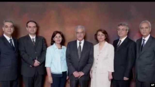 Iran Baha'i  Leaders