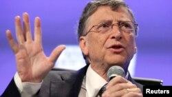 Hamshakin dan kasuwan nan Bill Gates.