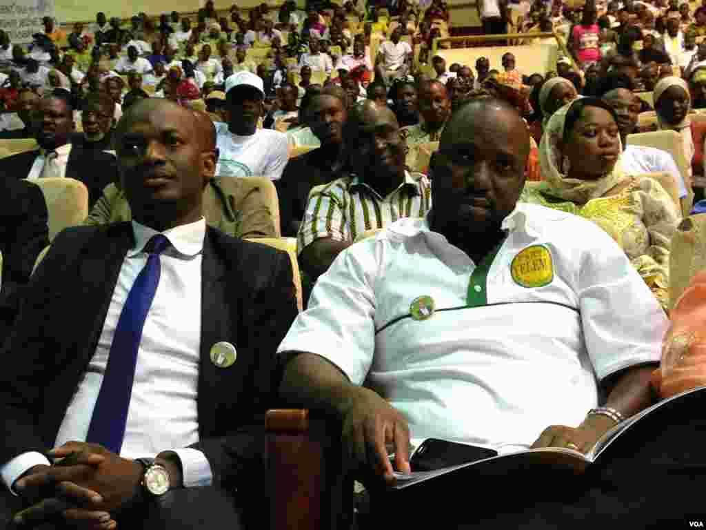 Mali-Campagne Electorale