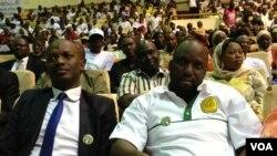 Mali: Djamana tigui sigui kalata, tiebow ka yere kofo be cena Mali fan be. Campagne Electorale