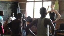 내전의 상처, 춤으로 치유하는 무용단