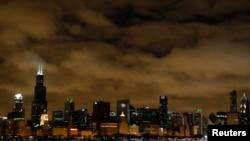 «Час Земли» Чикаго, Иллинойс. 23 марта 2013 года