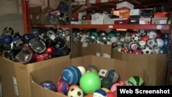 Leveling the Playing Field, mostly run by volunteers, has donated more than $1.4 million worth of sporting equipment to 300 different programs in the D.C.- Baltimore area.