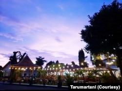 Tarumartani Coffee and Resto yang turut dikelola Komunitas Kopi Nusantara di Yogyakarta. (Foto: Courtesy/Tarumartani)