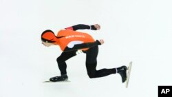 Olimpiade Sochi Speedskating
