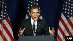 اوباما: توانايی تولید سلاح هسته ای توسط ایران خط قرمز است