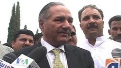 احمد مختار وزیر دفاع پاکستان