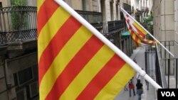 Katalonske zastave