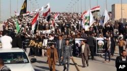 Las protestas y las tensiones por la ejecución del clérigo chií, Nimr Baqr al-Nimr, están en aumento.