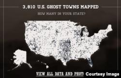 Hidden Secrets of America\'s Ghost Towns