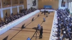 نخستين روز کنفرانس صلح سوريه