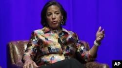 ARHIVA - Bivša savjetnica za nacionalnu bezbednost Susan Rice, (Foto: AP/Mark Humphrey)