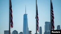 紐約市紀念911恐怖襲擊20週年