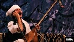 غلامعلی پورعطایی، نوازنده دوتار و خواننده ترانه های محلی خراسان