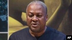Ghana Ghana John Dramani Mahama