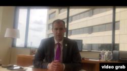 Sekretar za trgovinu Arkanzasa Majk Preston (Skype)