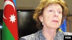 Avropa Komissiyasının vitse-prezidenti Neeli Kroes